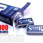 double edge razor blade Sharp hi platinum