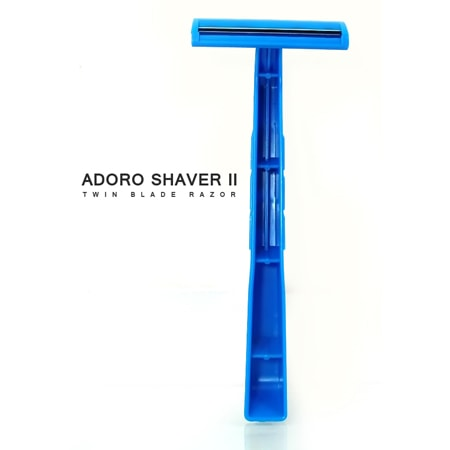 Adoro shaver II front