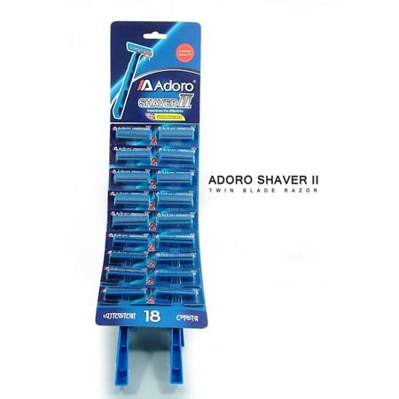 Adoro shaver II hanger