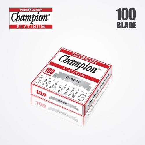 DURABLADE SWISS QUALITY CHAMPION PLATINUM HALF BLADE B400 4