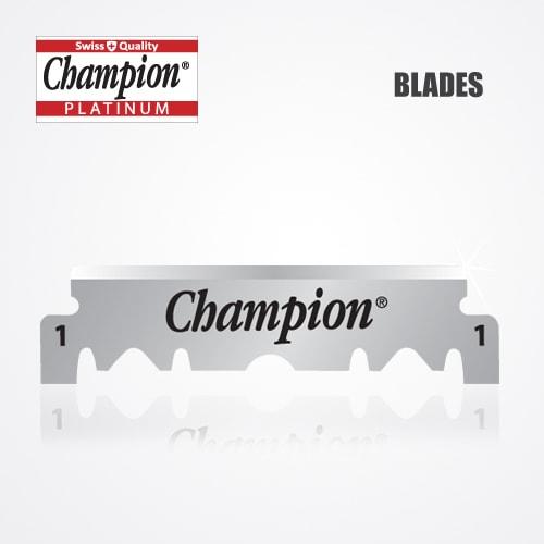 DURABLADE SWISS QUALITY CHAMPION PLATINUM HALF BLADE B400 2
