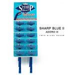 sharp blue 2 adoro 3 hanger