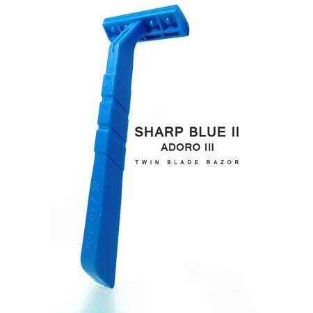 sharp blue 2 adoro 3 side