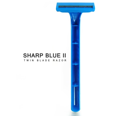 sharp blue 2 front