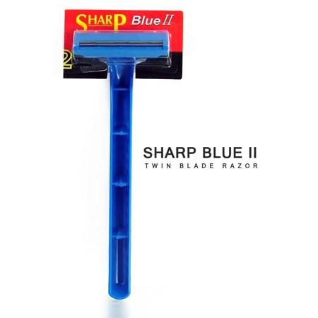 sharp blue 2 pack