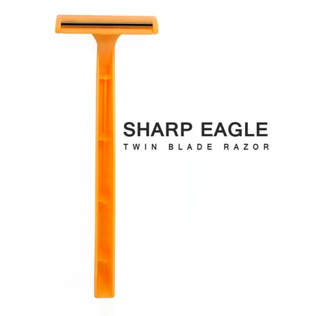 sharp eagle front
